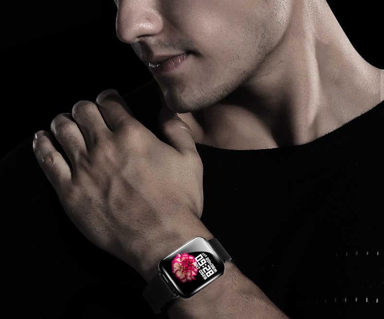 Новинка, умные часы, водонепроницаемые, спортивные, для Iphone, телефона, умные часы, монитор сердечного ритма, функции кровяного давления для женщин, мужчин, детей