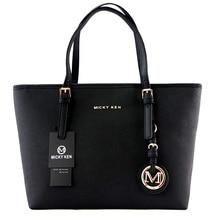 MICKY KEN 2019 New Women Handbag PU Leather Crossbody Bags t