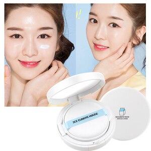 Image 3 - 3CE Eunhye Haus Weiß Milch Kissen Gesicht Haut Air Kissen BB Creme Make Up Set Grundlage Feuchtigkeits sonnenschutz Concealer