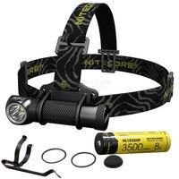 2020 NITECORE HC30 CREE XM L2 U2 1000 Lumen Headlamp +18650 Rechargeable Battery Waterproof Flashlight Hunting Camp Search Torch