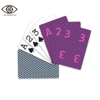 Oznaczone karty niewidoczne oznaczone karty do gry rosji wersja specjalna plastikowe poker na podczerwień perspektywy soczewki kontaktowe tanie i dobre opinie 12 lat 0-30 minut Podstawowym Normalne Z tworzywa sztucznego Karty uno Pokrywa karty Special