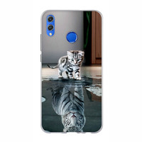 soft tpu soft silicone case for huawei honor 8x Cases 6.5 inch Soft TPU Back Cover for huawei honor 8x Protect Phone shell Coque bags (2)