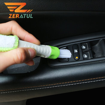 Car Care Cleaning Brush For BMW All Series 1 2 3 4 5 6 7 X E F-series E46 E90 X1 X3 X4 X5 X6 F07 F09 Auto Cleaning Accessories image
