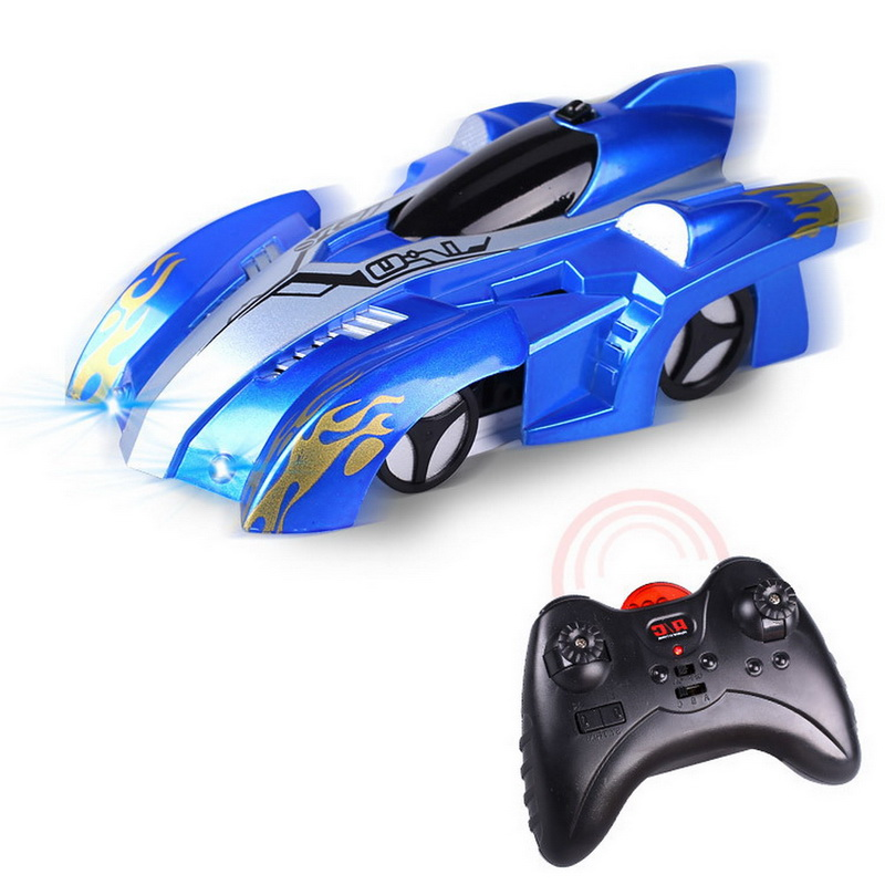 RC Wall Climbing Mini Car Toy Kids Model Bricks Wireless Electric Car Children Radio Remote Control  Race Playing Toys