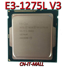 Intel Xeon E3 1275L V3 CPU 2.7GHz 8M 4 Core 8 Threads LGA1150 Processor