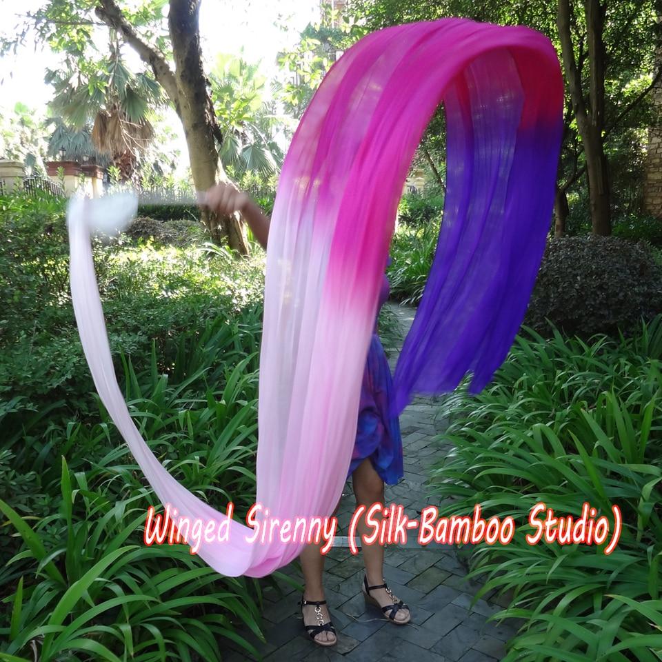 Raubfisch Flash Tube Hecht Zander Huchen Streamer pink-purple