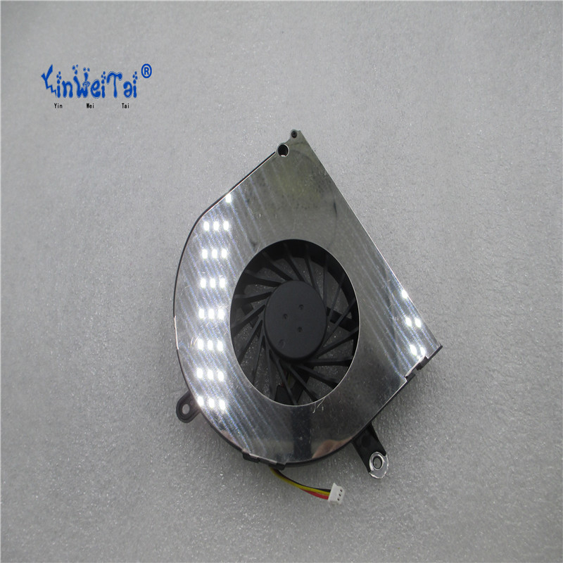 Laptop Replacement Parts Wholesale Fan NEW for Toshiba Qosmio X300 X305 CPU cooling Fan KB0705HA-8A83 AB0905HX-S03 (F295-HK)