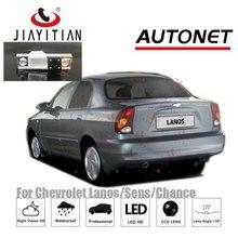 JIAYITIAN Rear View Camera For Chevrolet Lanos/Sens/Chance CCD Night Vision Backup/Parking Camera License Plate Camera Reverse