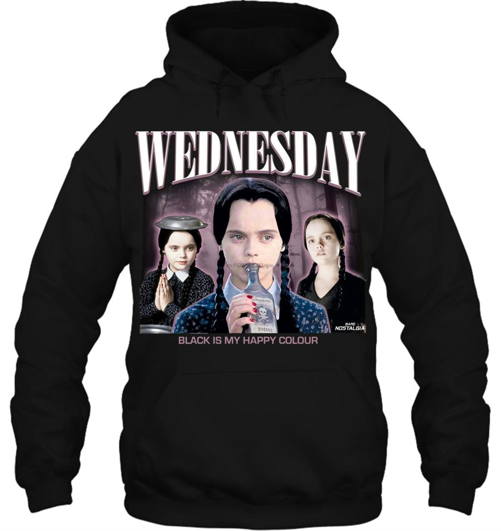 Addams Family Wednesday Men  Streetwear Men Women Hoodies Sweatshirts