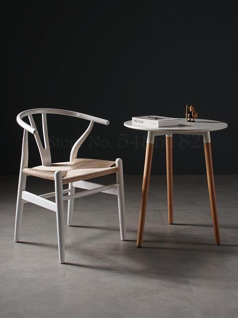 Minimalist Modern Wooden Chair 3