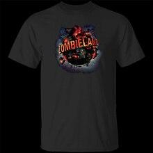 Zombieland 2 Black T-Shirt Short Sleeve For Women Men S 3Xl High Quality Tee Shirt