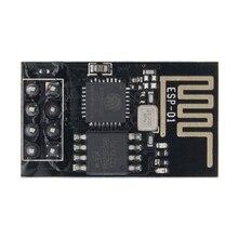 ESP 01 módulo inalámbrico ESP8266, versión mejorada, transmisor receptor inalámbrico ESP01 ESP8266 01