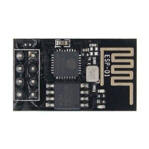 Image 1 - Улучшенная версия Φ ESP8266 беспроводной модуль с последовательным Wi Fi, беспроводной приемопередатчик ESP01