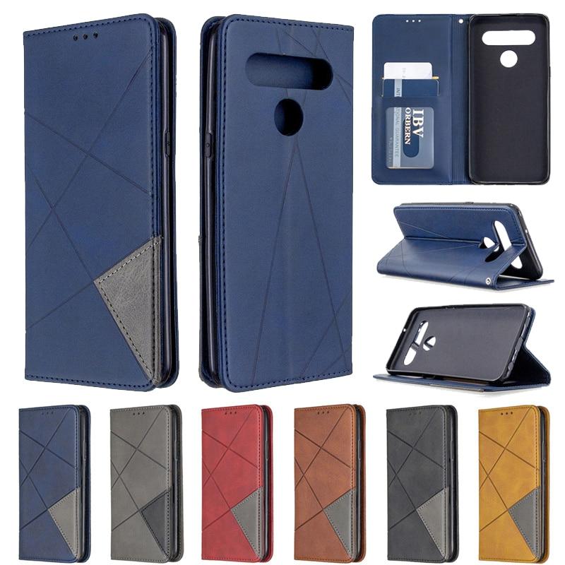 K51 Case For Lg K51 K 51 K51 Lgk51 Case Leather Magnetic Attraction Flip Cover For Lg Lg Lg K61 K 61 Phone Case Wallet Card Slot Flip Cases Aliexpress