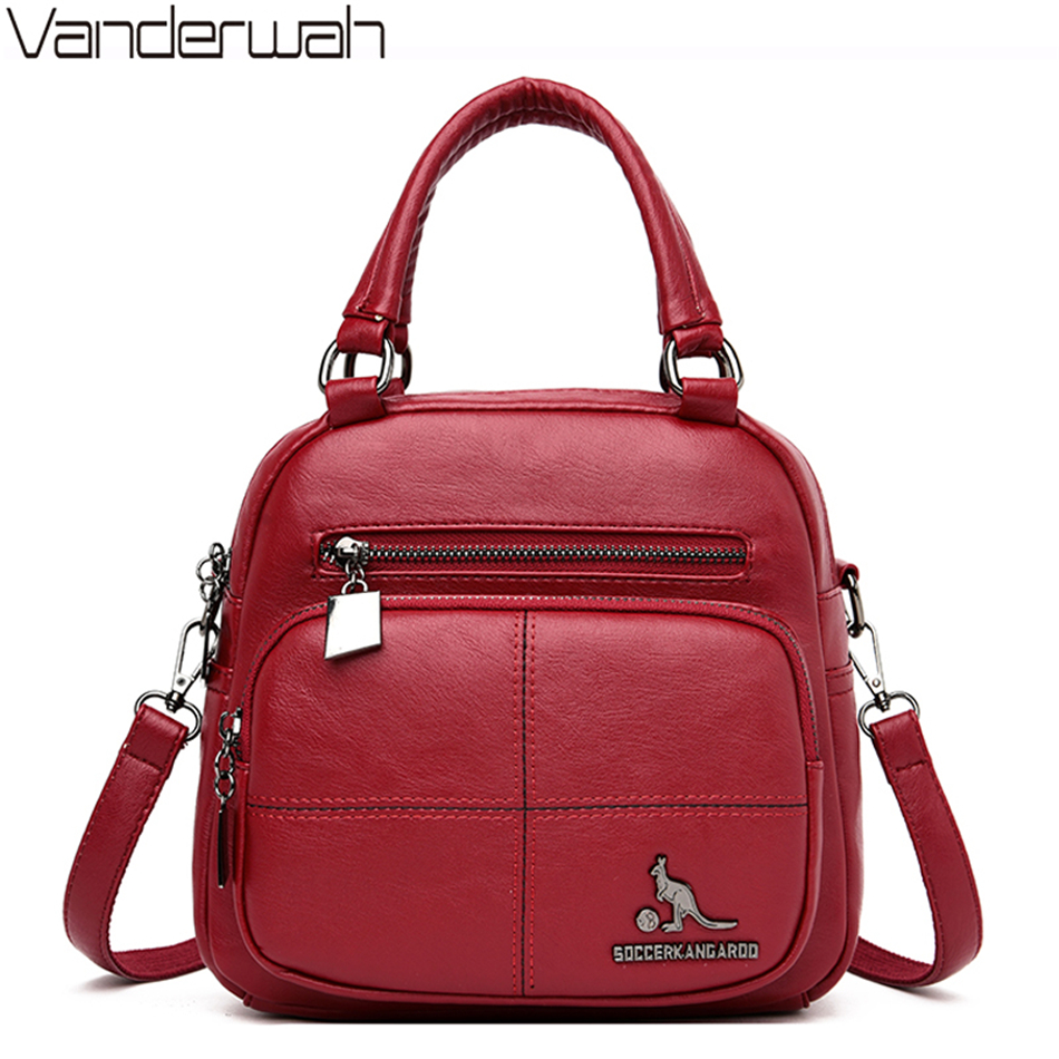 Fashion Women Small Backpack Multifunction School Bag For Teenager Girls High Quality Ladies Travel Backpacks Mochila Feminina