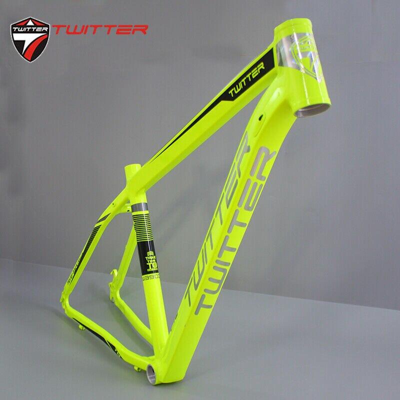 Твиттер 3900XC рама горный велосипед 15,5 17 19 дюймов горный велосипед Алюминиевый велосипед рамы для колес Размер 29er велосипедная Рама набор