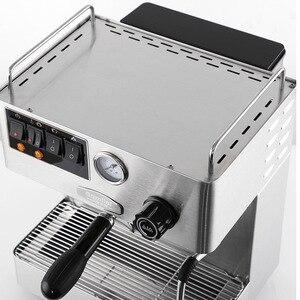 Image 5 - Полностью автоматическая кофемашина для эспрессо, 3000 Вт, 15 бар, Паровая кофеварка для итальянского кофе с давлением, кофемашина