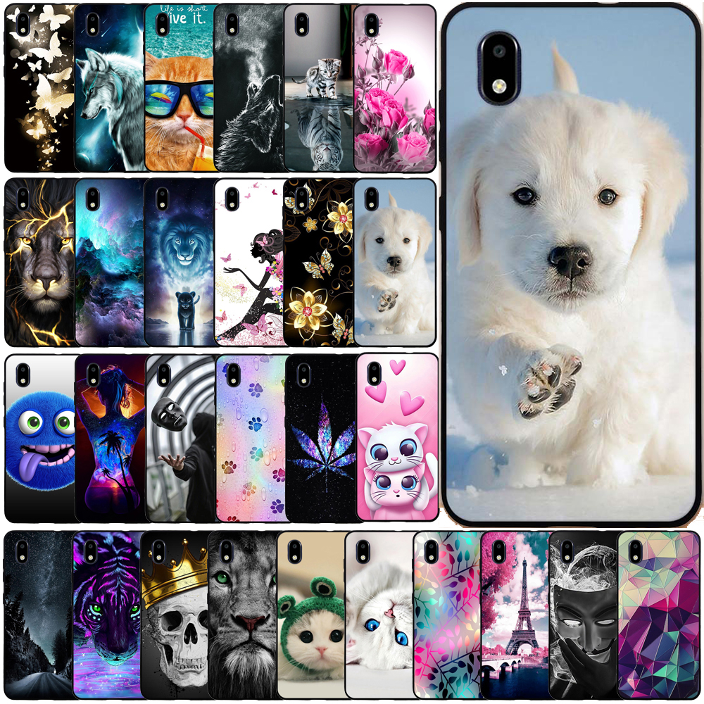 For ZTE Blade A3 2020 Case Silicone Soft TPU Back Cover For ZTE Blade A3 A 3 2020 Phone Case Coque Funda for ZTE A3 2020 Cover