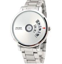 Relogio Masculino Fashion Brand Men Wrist Watches WILON Business Wheel Dial Men's Quartz Watch Stainless Steel Sports Watch 938