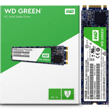 WD Green – disque dur interne SSD de 480 go, 240 go, 120 go, TLC M.2 2280, 540 mo/s, 22x80mm, pour ordinateur portable, Original