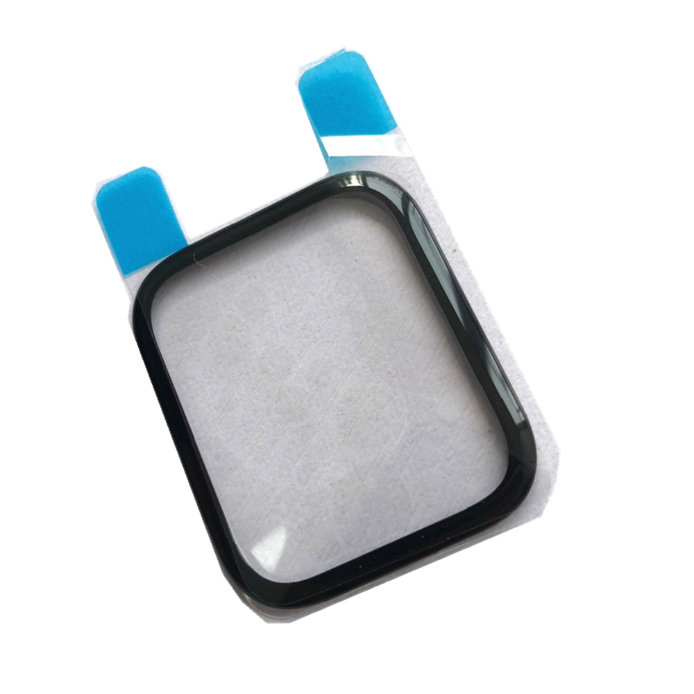 1 Pc Touch Screen Front Screen Outer Glas Voor Apple Horloge Serie 1 2 3 38 Mm 42 Mm 4 40 Mm 44 M Buitenste Lens Panel Reparatie Vervanging