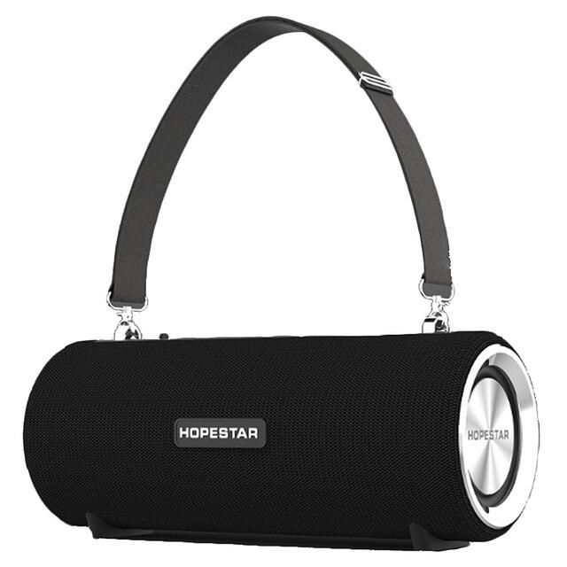 Top HOPESTAR H39 Senza Fili Altoparlante del Bluetooth Portatile Impermeabile Esterno Effetto Dei Bassi Altoparlante Con Accumulatori E Caricabatterie Di Riserva Usb Aux Mobile Compu