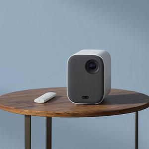 Новый проектор Xiaomi Smart Youth Edition для дома, мини 3D воспроизведение видео 500 ANSI люмен 1080P DLP Dolby, Аудио ТВ-приставка с автофокусом