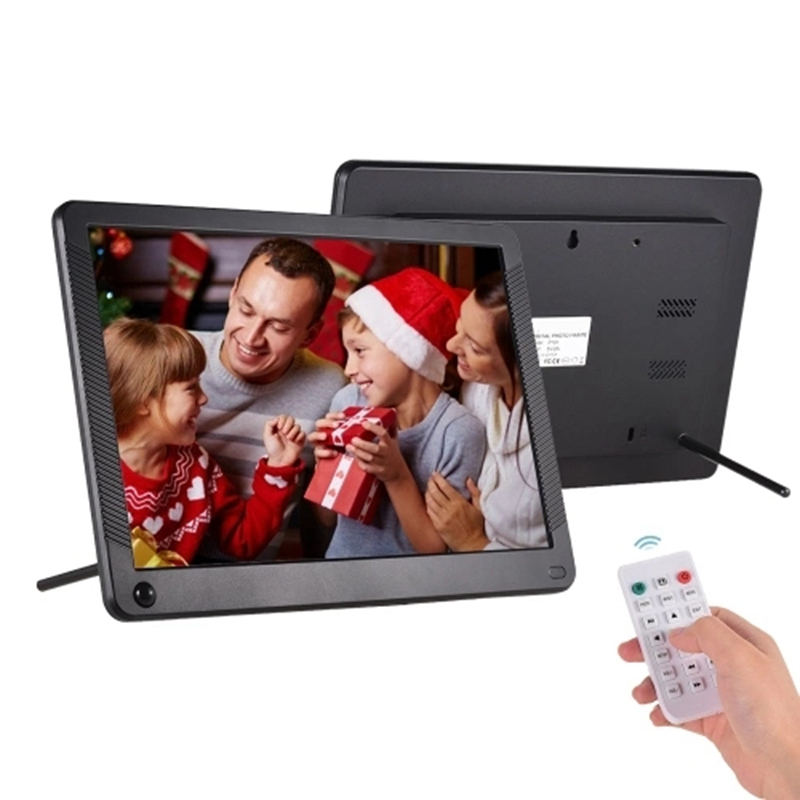 P101 10 Inch LED Digital Photo Frame IPS Desktop Electronic Album 1280x800 HD Supports Video Music
