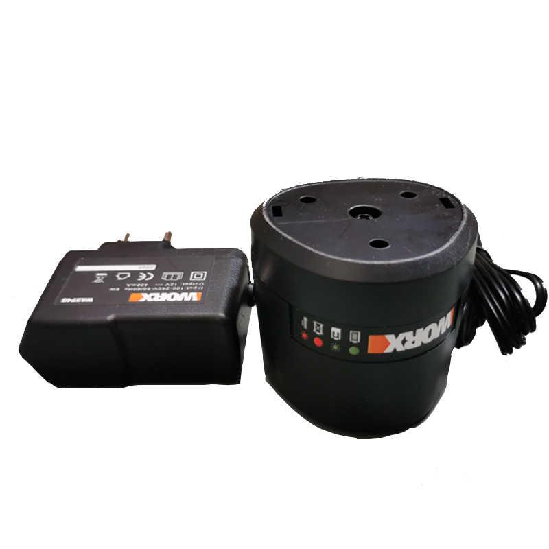 Worx 12-Volt Charger WA3725 for WORX 12V battery wa3503 wa3505 wa3550 WA3756