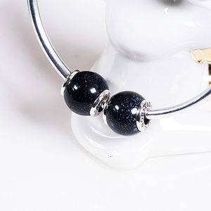 Image 3 - Azul venus pedra 925 prata esterlina contas encantos ajuste pulseiras & pulseiras trbs016
