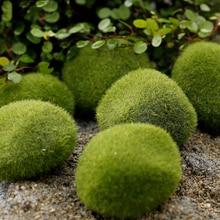 Ant Farm Decoration Artificial Mini Moss Stones Nest House Accessories for Pet Anthill Workshop Micro-Landscape Decor