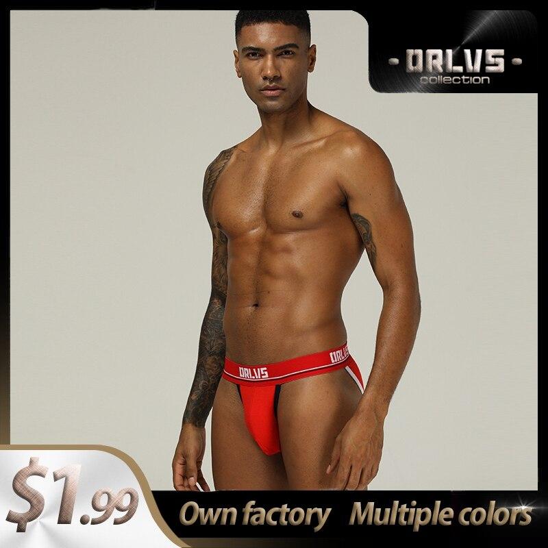 New Brand Cotton Comfortable Mens Briefs Underwear Shorts U Convex Men's Lingerie Sexy Gay Men Underwear Bikini Men Briefs Gay