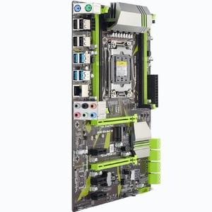 Image 5 - Atermiter X99 LGA2011 V3 מקצועי 4 ערוץ DDR4 מחשב שולחני האם מודול LGA2011 3