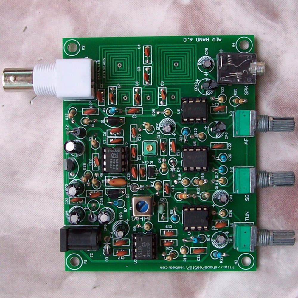 Worldwide delivery airband radio receiver in NaBaRa Online