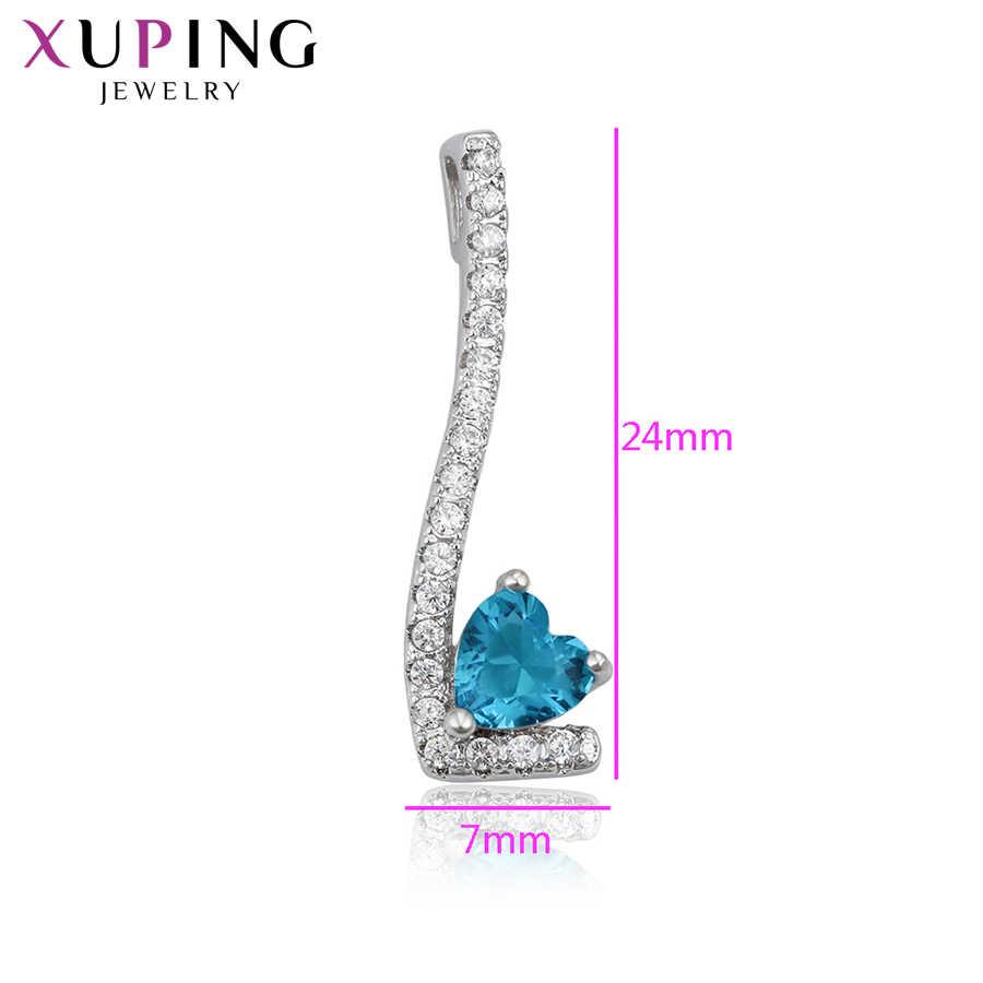 Xuping moda romantyczny wisiorek New Arrival wysokiej jakości biżuteria modny Design wisiorki dla kobiet prezent na Boże Narodzenie S211.8-35112