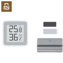MiaoMiaoCe Pantalla de tinta e link, medidor de humedad Digital, termómetro de alta precisión, Sensor de temperatura y humedad LCD
