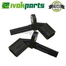 2 PCS Left & Right ABS Wheel Speed Sensor For AUDI A4 A5 A6 A7 A8 Q5 R8 Volkawagen  PHAETON BENTLEY 4E0 927 803 F 4E0 927 804 F