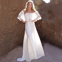 Long Beach Cover up Embroidery Lace Neck Bathing suit ups Salidas de Playa Para Mujer 2019 Robe Plage Honeymoon Dress