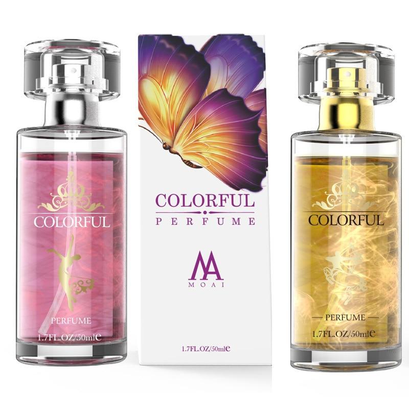 New Pheromone Perfume Aphrodisiac For Men Woman Orgasm Body Spray Flirt Perfume Attract Girl Scented Water Lubricants For Sex