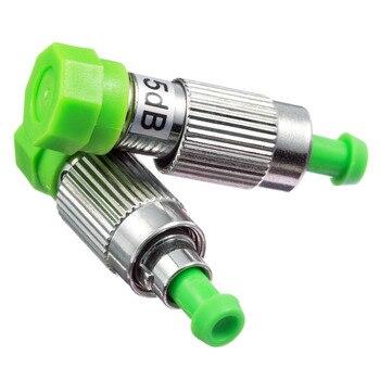 5PCS/bag FC APC female to male 5dB fiber optic Attenuator FC APC female male Fiber Optic Attenuator Adapter fc upc variable fiber optic voa in line attenuator sm 0 60db