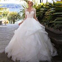 Винтажное бальное платье свадебные платья принцессы 2020 женское