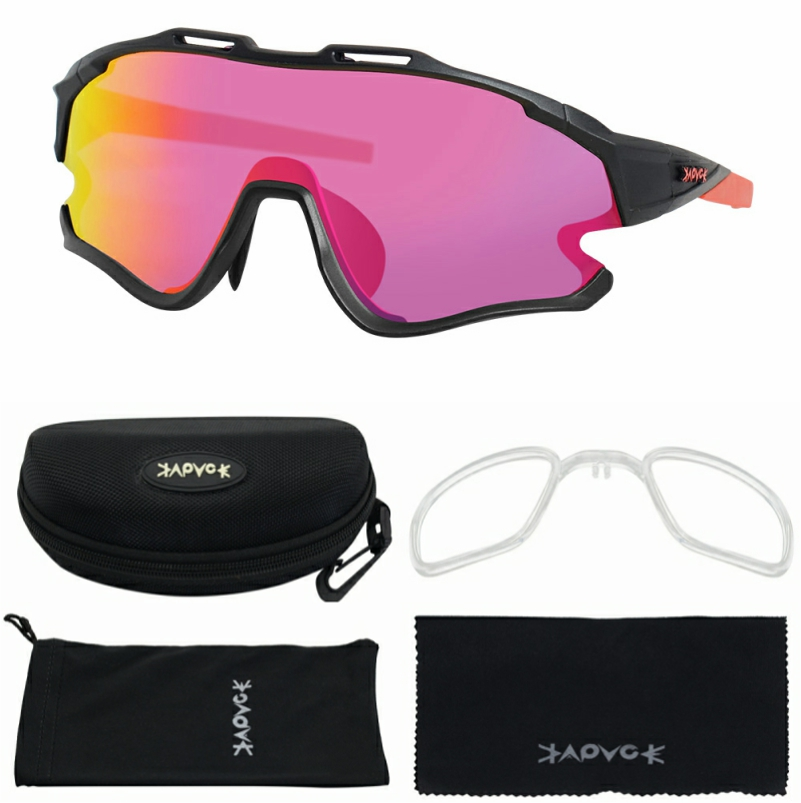 Cycling Sunglasses Professional Polarized Cycling Glasses MTB Road Bike Sport Sunglasses Bike Eyewear UV400 Bicycle Goggles 8