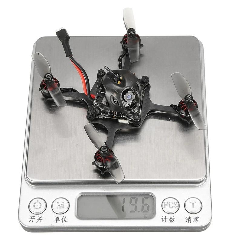 URUAV UZ80 80mm Super Micro 20g 1S DIY Toothpick FPV Racing Drone Quadcopter w/ Runcam Camera 5.8G 40CH VTX 0802 19000KV Motor 5