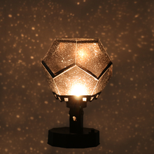 Planetarium Star Projector Romantische Diy Master Heldere Nachtlampje Led Star Sky Projectie Cosmos Led Night Lamp Kid 'S Gift(China)