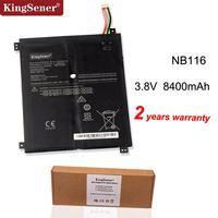 Kingsener NB116 محمول بطارية لأجهزة لينوفو IdeaPAd 100S 100S 11IBY 100S 80R2 NB116 5B10K37675 0813001 3.8V 31.92WH 8400mAh-في بطاريات الكمبيوتر المحمول من الكمبيوتر والمكتب على