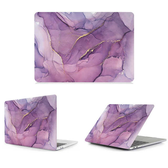 Hard Marble Retina Case for MacBook 2
