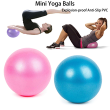 Yoga-Ball Pilates Massage Fitness Workout Anti-Pressure Home Gym 25cm-Diameter Explosion-Proof