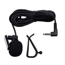 3.5mm mikrofon araba radyo için mikrofon alp CDE 103BT CDE 125BT CDE 133BT CDE 135BT CDE 136BT,CDE 137BT CDE 143BT UTE 52BT