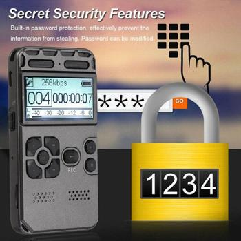 Professional Noise Reduction Digital Voice Recorder  2