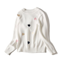 Autumn Kids Winter Pulover Sweater Dress Little Girl Top Clothing Round Neck Sweater Children 3 4 5  6 7 8 9 11 12 13 14 Year kids sweater for girls sweaters spring autumn child clothes winter 2018 children sweater size 45 6 7 8 9 10 11 12 13 14 15 years